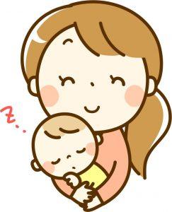 産後のママさん