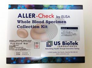 遅延型フードアレルギー検査
